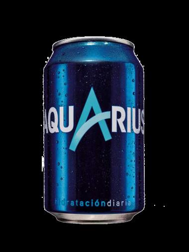 Lata Aquarius limón