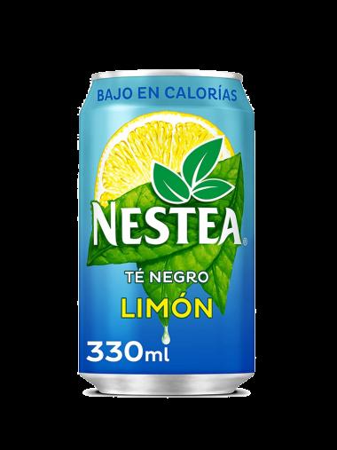 Lata Nestea al limón